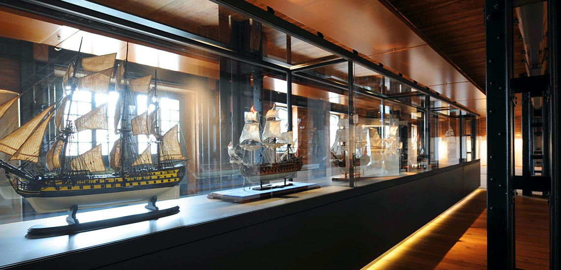 Museum ausstellung internationales maritimes museum for Studio hamburg jobs