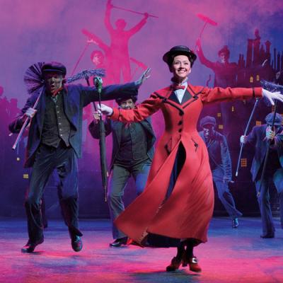 Musical & Theater   Mary Poppins Stuttgart
