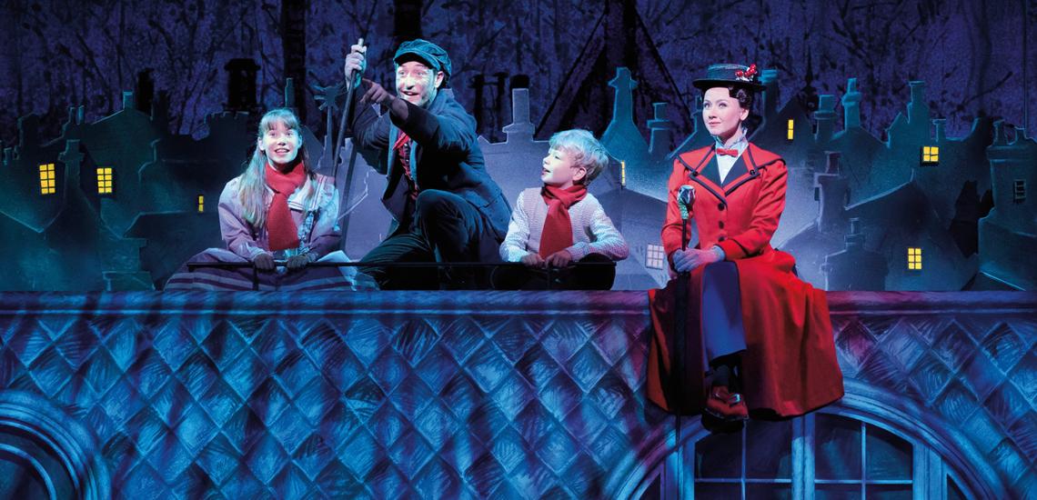 Musical theater mary poppins stuttgart studio for Studio hamburg jobs