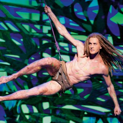 Musical & Theater | Disney Tarzan Oberhausen